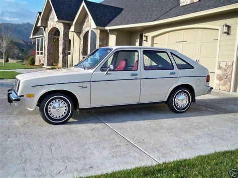 hatchback cars 1980s 1980 chevrolet chevette 1980 chevrolet chevette