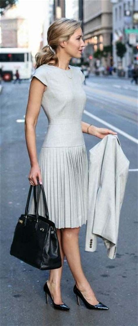 Grey Pleated 2pcs Dress grey pleated dresses and dresses on