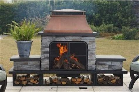 Gas Outdoor Fireplace Kits by A Guide To Shopping For Outdoor Fireplace Kits