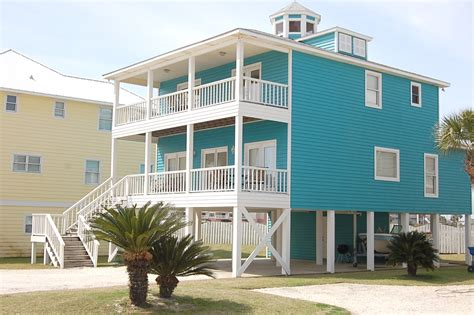 vacation houses for rent gulf shores beach houses anchor vacation rentals alabama