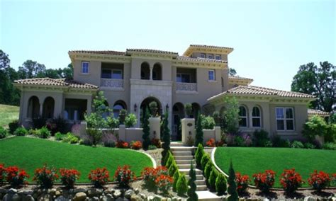 Mediterranean Villa House Plan Luxury Tuscan Style Floor Plan | italian villas house plans house plans home designs