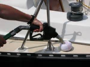 boat fuel tank overflows when filling how to fuel a boat