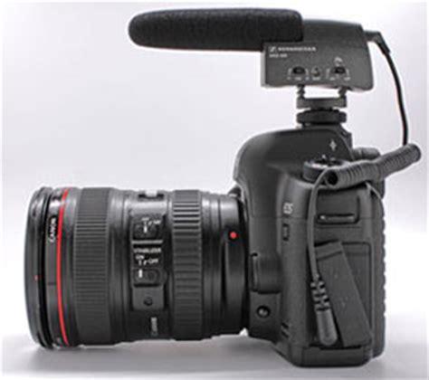 sennheiser mke 400 compact video camera / dslr shotgun