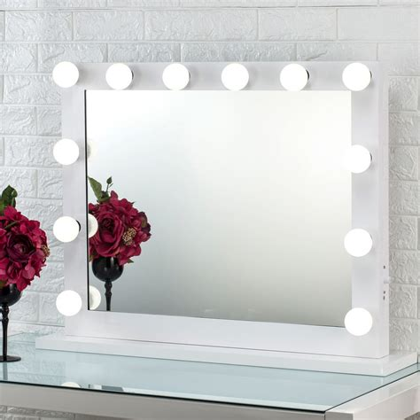 makeup mirror with lights vanity makeup mirror with lights dimmer aluminum