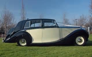 1950s Rolls Royce 1950 Rolls Royce Silver Wraith Cassidy Chauffeurs
