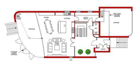 Open Living Room Kitchen Floor Plans unique property bulletin 17 november 2013 unique