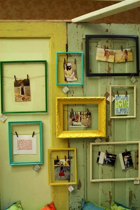 photo frame ideas 20 creative photo frame display ideas hative