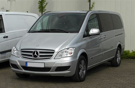 Mercedes Viano by Mercedes Viano Technical Specifications And Fuel Economy