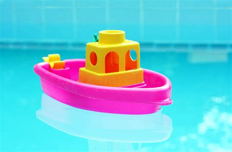 toy boat pic toy boat stock image image of crystal plastic boat