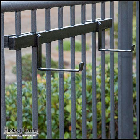 rail planter box rail planter box bracket standard pair