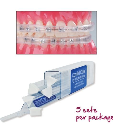 comfort covers for braces comfort cover orthodontic supply equipment company