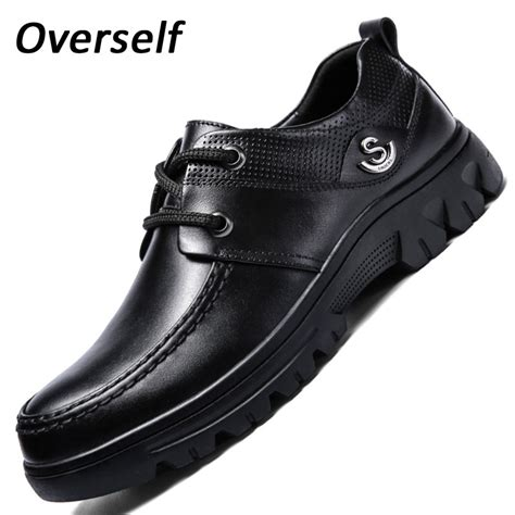 plus big size 38 to 49 29 5cm s dress shoes mens formal cow leather shoes high quality