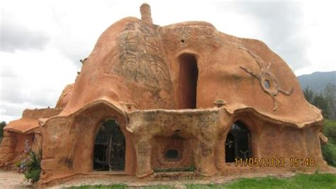 the mud house the mud house gaudi style villa de leyva bild von the colombian journey bogot 225