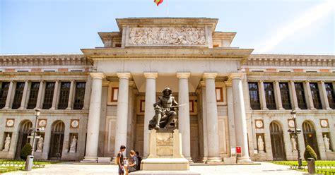 ingresso museum museo prado ingresso rapido e tour di madrid