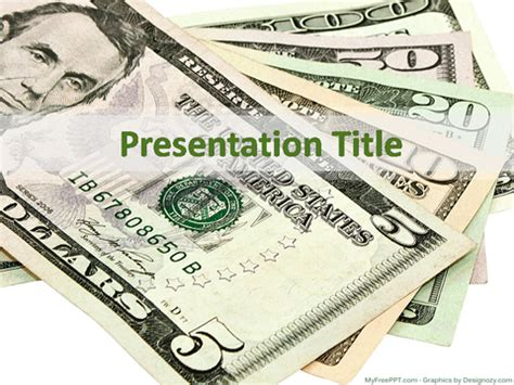 Money Powerpoint Template by Free Money Powerpoint Templates Themes Ppt
