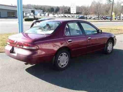 1995 nissan altima engine for sale purchase used 1995 nissan altima gxe sedan 4 door 2 4l