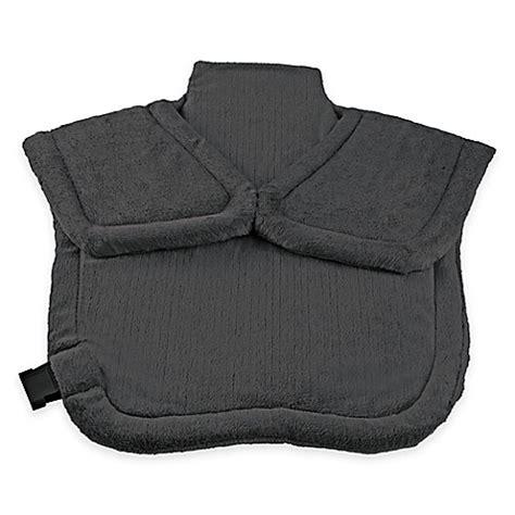 heating pad bed bath and beyond sunbeam 174 renue massaging heated wrap bed bath beyond