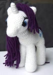 My little pony toy crochet pattern the yarn box the yarn box