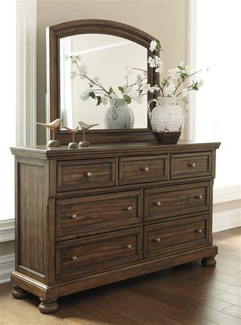 bedroom mirror  ashley furniture furniture mall  kansas
