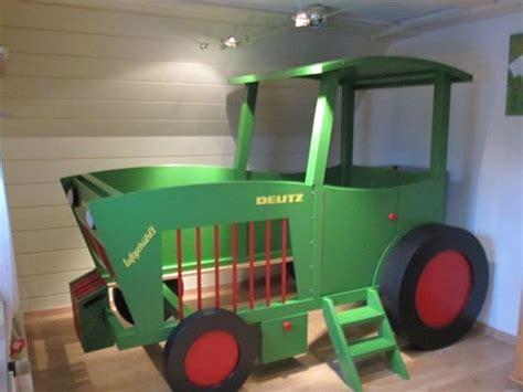 kinderbett traktor bauanleitung treckerbett in anlehnung an einen alten deutz m 246 bel