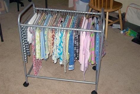 Fabric Rack by Using Racks To Organize Fabric Make