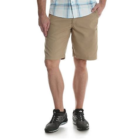 Zip Side Shorts s zip cargo shorts with side elastic and 4 way flex