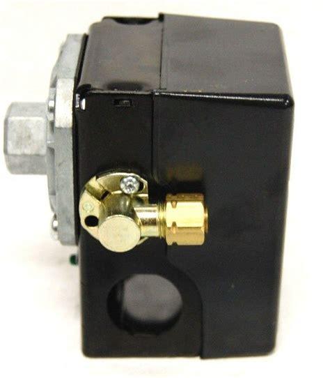 coleman sanborn   pressure switch   psi air