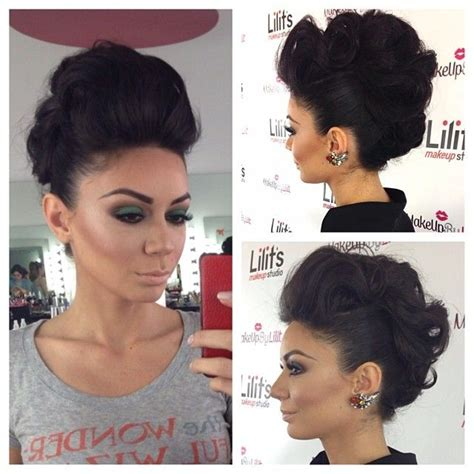edgy hairstyles step by step 144 best images about hair put ups on pinterest updo