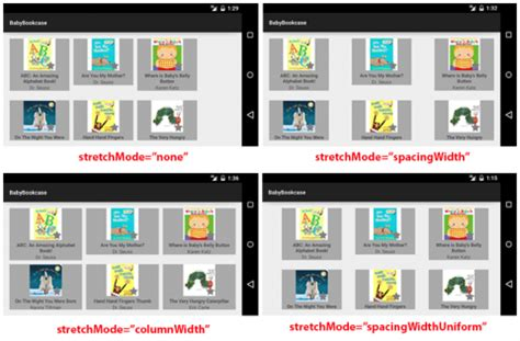 android gridview android gridview tutorial