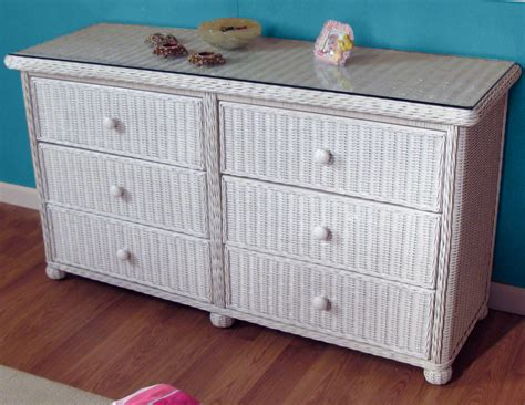 white rattan chest of drawers drawer chest archives delmaegypt
