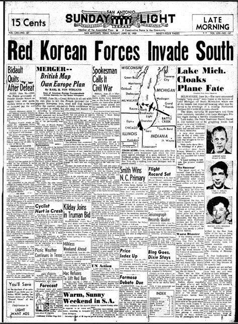 Korean War Records Korean War Records Newspapers Articles