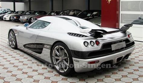 Koenigsegg Ccxr For Sale For Sale Koenigsegg Trevita Gtspirit