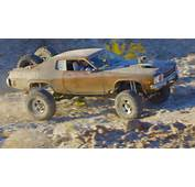 Mad Maxxis 4&2154 Off Road Runner Is Toughest Desert Muscle Car Outside