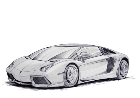 Lamborghini Drawings Lamborghini Aventador Lp700 4 By Samanth406 On Deviantart