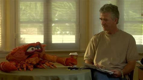 patrick duffy crab patrick duffy the crab the crab dares patrick to eat a