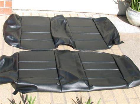 bmw seat upholstery kits sell bmw 633csi 635csi e24 comfort seat kit leather