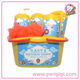 Stiker Pudingaqua Gelas Perlengkapan Ulang Tahun souvenir ulang tahun anak custom souvenir bathroom set custom