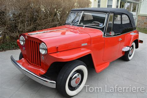 1948 willys jeepster 1948 willys jeepster 132016 laferriere cars
