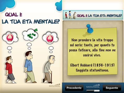 test eta mentale qual 232 la tua et 224 mentale chiedilo ad iphone iphoner