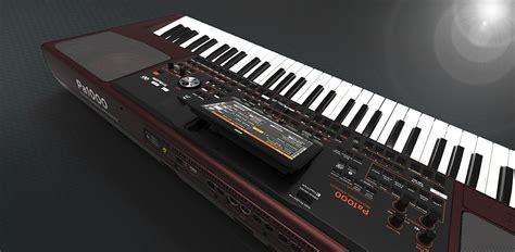 Keyboard Korg Pa 1000 Pa1000 Professional Arranger Korg Usa