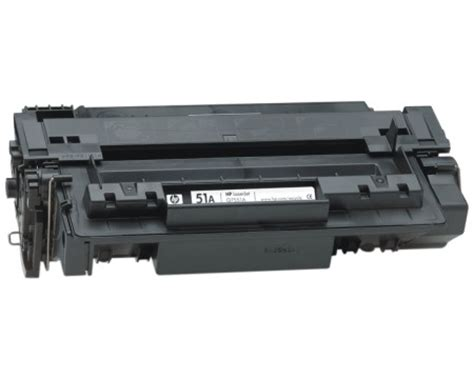 Catridge Hp 51 A q7551a hp 51a hp laserjet p3005 toner lcp recycled