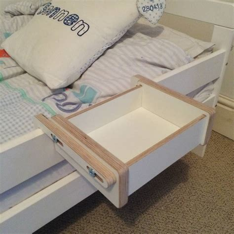 Bunkbed Shelf by Bed Box The Small Adjustable Bunk Bed Bed Shelf Box By