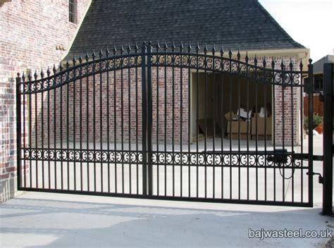 driveway swing gate bajwa steel driveway swing gates
