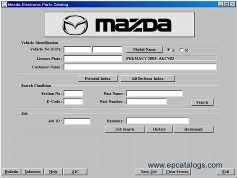 online service manuals 2009 mazda b series spare parts catalogs mazda asia general parts catalog