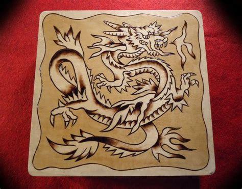 tattoo flash on wood vintage style traditional american wood burned tattoo