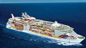Largest Ship In The World harmony of the seas world s largest cruise ship