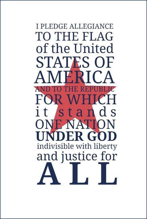 printable lyrics to the pledge of allegiance best 20 pledge of allegiance ideas on pinterest