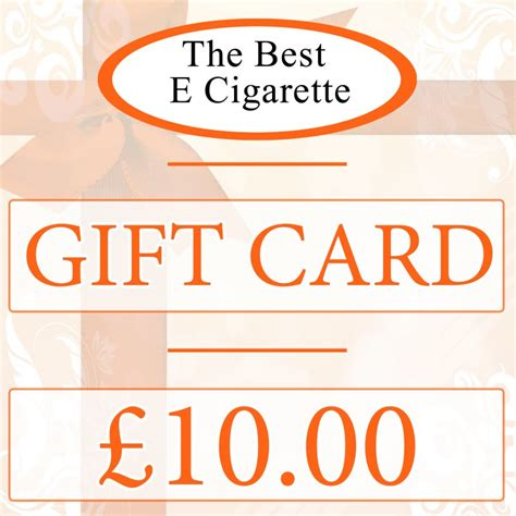 Top 10 Gift Cards - the best e cigarette 163 10 gift card in store use uk the best e cigarette