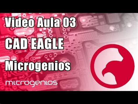 eagle layout editor video aula criando crcuito parte 1 aula eagle doovi