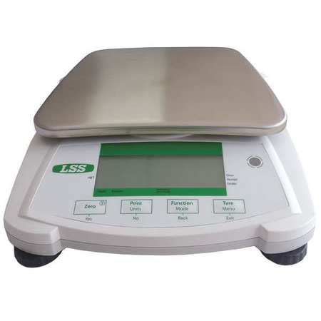 digital bench scale lab safety supply digital compact bench scale 2000g